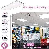 2x4 FT LED Flat Panel Troffer