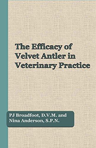 The Efficacy of Velvet Antler in Veterinary Practice