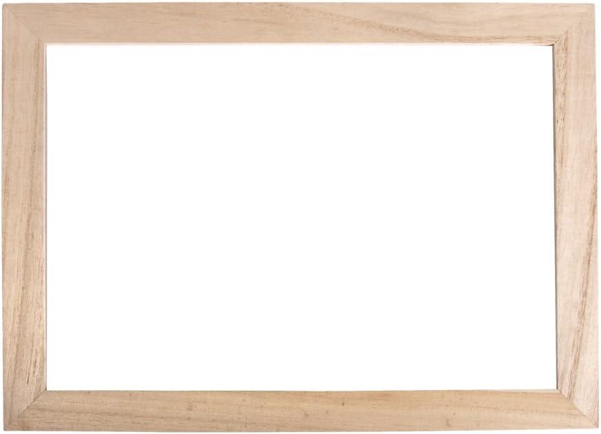 62800000 Holz-Rahmen mit doppelt-Acrylglas 30x21x0,7cm FSC Mix Credit