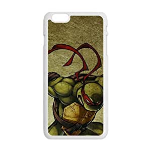 Muscular Ninja turtle Cell Phone Case for iPhone plus 6