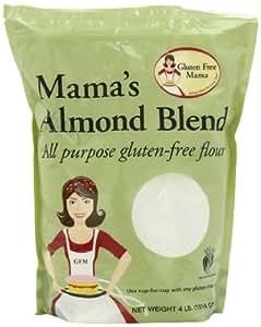Amazon.com : Gluten Free Mama, Mama's Almond Blend Flour