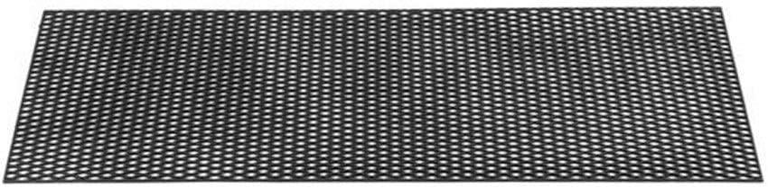 Rejillas de coches Centro de Recepción Malla de la parrilla del coche de nido de abeja de malla Parrilla de plástico ABS Spoiler parachoques delantero Vent universal