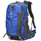 Terra Hiker 40L Hiking Backpack, High Capacity Daypack with...