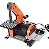 UBRTools 1 X 30 Belt 5 Disc Sander 1/3HP Polish Grinder Sanding Machine New