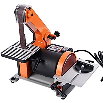 Grizzly H6070 Belt And 5 Inch Disc Sander 1 X 30 Inch