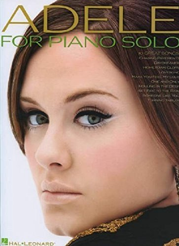 Download Adele for Piano Solo pdf