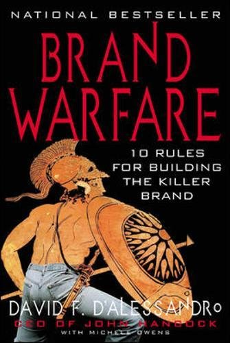 Brand Warfare: 10 Rules for Building the Killer - With D Brands