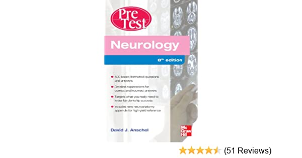 Neurology Pretest Self Assessment And Review Eighth Edition