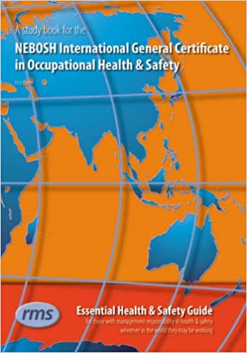 A study book for the nebosh international general certificate in a study book for the nebosh international general certificate in occupational health and safety ian coombes 9781900420907 amazon books fandeluxe