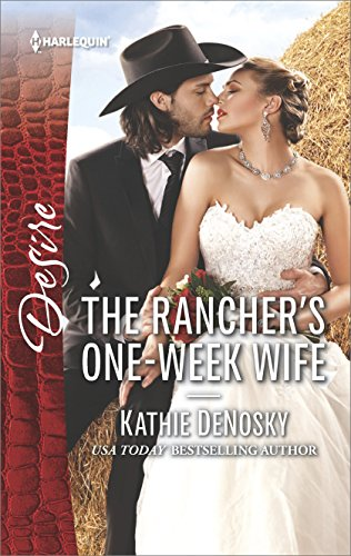 Download PDF The Rancher's One-Week Wife