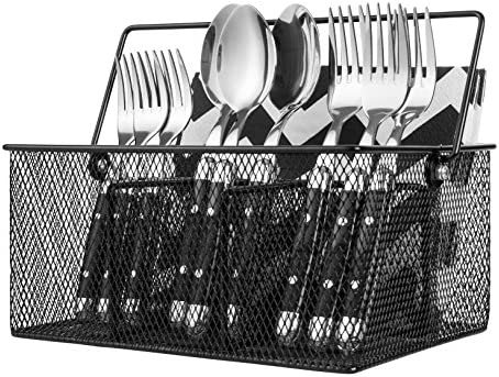 Ideal Traditions Silverware Condiment Organizer product image