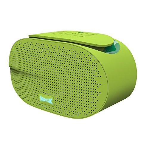 PopClik AIRYBOX Portable Wireless Bluetooth 4.0 Shockproof..