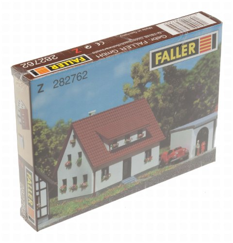 Faller 282762 Development House with Grg Z Scale Building, used for sale  Delivered anywhere in USA