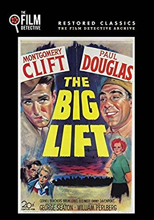 The Big Lift The Film Detective Restored Version By