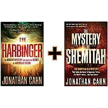 Jonathan Cahn Set: The Harbinger & The Mystery of The Shemitah by: Jonathan Cahn