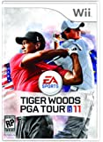 Tiger Woods PGA TOUR 11 - Wii Standard Edition