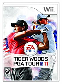 Tiger Woods PGA Tour 11 - Nintendo Wii