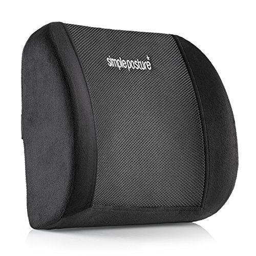 SimplePosture Lower Back Pain Cushion product image