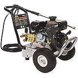 Mi-T-M CM-3200-0MMB CM (ChoreMaster) Series Pressure Washer, Gasoline Direct Drive, 3200 psi, 2.4 GPM, 212 cc Mi-T-M OHV Displacement/Engine
