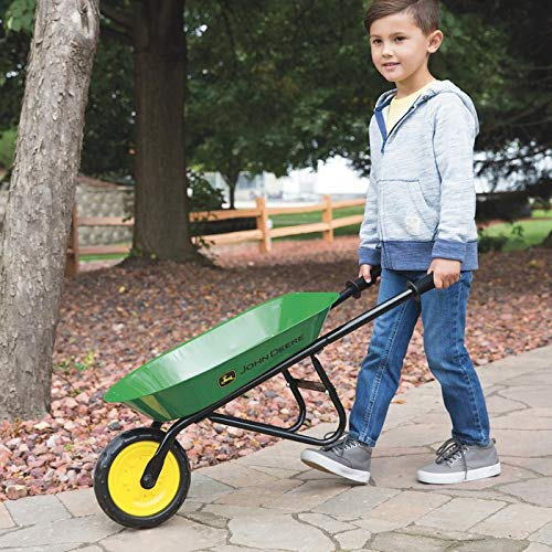 TOMY John Deere Green Steel Children