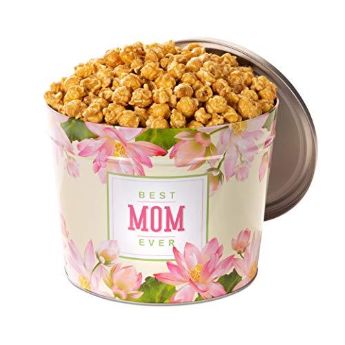 Popcornopolis Gourmet Popcorn 1.26 Gallon Tin (Mothers Day)