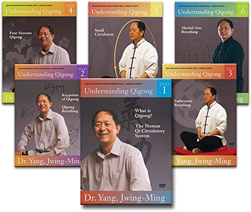 Qigong Bundle: Understanding Qigong Exercises by YMAA