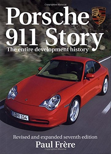 By Paul Frere Porsche 911 Story: The entire development history (8th Eighth Edition) [Hardcover]