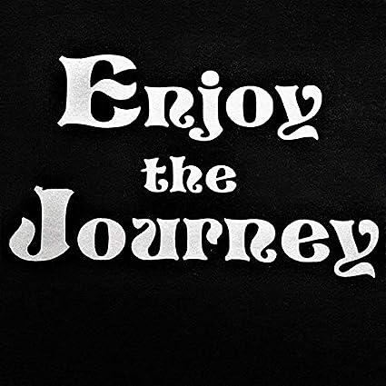 a287f5087f757 Amazon.com: Chase Grace Studio Enjoy The Journey Travel Vinyl Decal ...