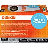 Dunkin' Donuts Coffee, French Vanilla Flavored