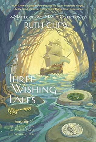 book cover of Three Witch Tales