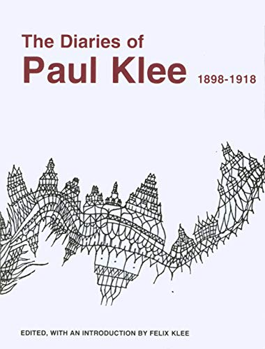 The Diaries of Paul Klee, - Abstract Painting Klee