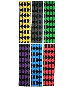 Slamm Scooters - Lija para patinete (41,9 x 11,4 cm) azul ...