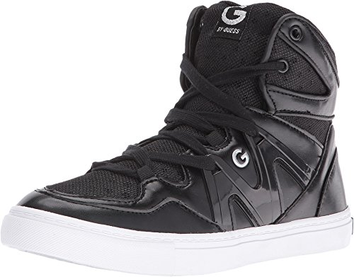 G by GUESS Women's Otrend Black Sneaker 6 M