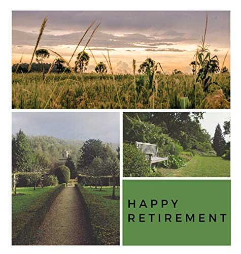 - Happy Retirement Guest Book (Hardcover): Guestbook for retirement, message book, memory book, keepsake, retirement book to sign