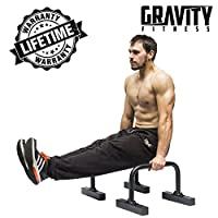 Gravity Fitness Parallettes/ Minibarren für Crossfit, Calisthenics,...