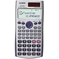 Casio Advanced Scientific Calculator with 2-Line Natural Textbook Display (FX-115ES)