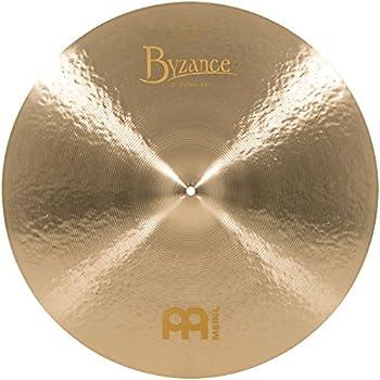 meinl cymbals b22jbar byzance 22 inch jazz big apple ride cymbal video musical. Black Bedroom Furniture Sets. Home Design Ideas