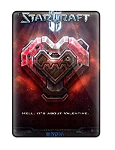 New Snap-on CaseyKBrown Skin Case Cover Compatible With Ipad Air- Starcraft Ii Game