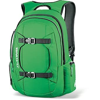 Amazon.com: Dakine Mission Pack Green 664 25L: Clothing
