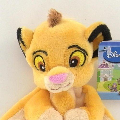 Disney Doudou Plat Le Roi Lion Simba