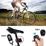 VGEBY Bike Alarm Lock, Smart Wireless Remote