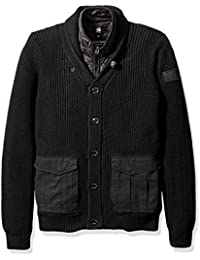 G-Star Raw Men's Rovic Trans-Seasonal Cardigan Sweater