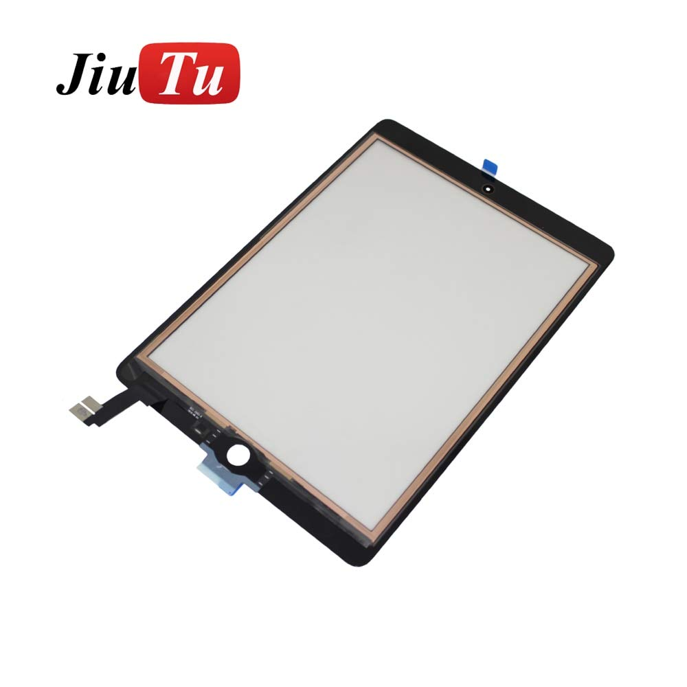 FINCOS for iPad LCD Repair LCD Touch Screen Glass Digitizer for iPad Air 2 for iPad Mini Etc Glass Repair Replacement - (Color: 2pcs for Pro 12.9)