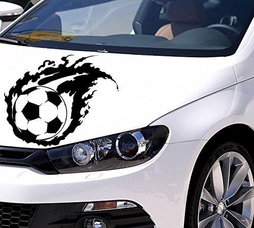 PEGATINA de coche con diseño de tatuaje de fútbol de Bomberos de ...
