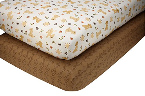 Disney Lion King Wild About You 2 Piece Sheet Set