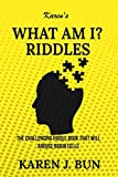 "Karen's ""What Am I?"" Riddles: The Challenging"