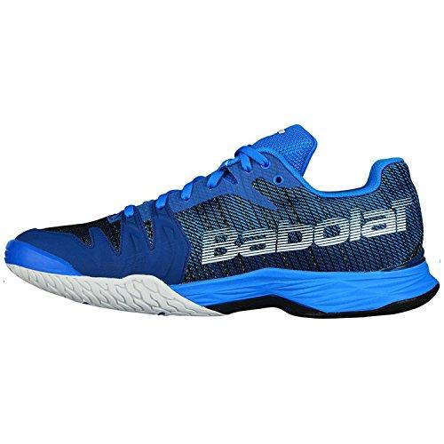 Scarpe Estateblue Uomo Babolat Blu Fluoyellow Speciale Tennis Per Da HSWqw1Hrf