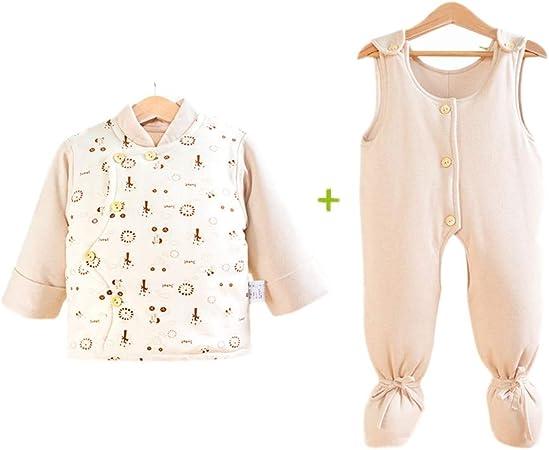 QSHG Saco de Dormir para bebé recién Nacido, se Puede Llevar Solo, de algodón, para bebés y niños de 10 a 20 °, Algodón + Fibra de poliéster, B, Thin: Amazon.es: Hogar