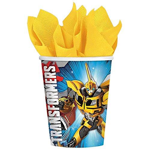 Amscan Transformers 9 oz. Cups (8)