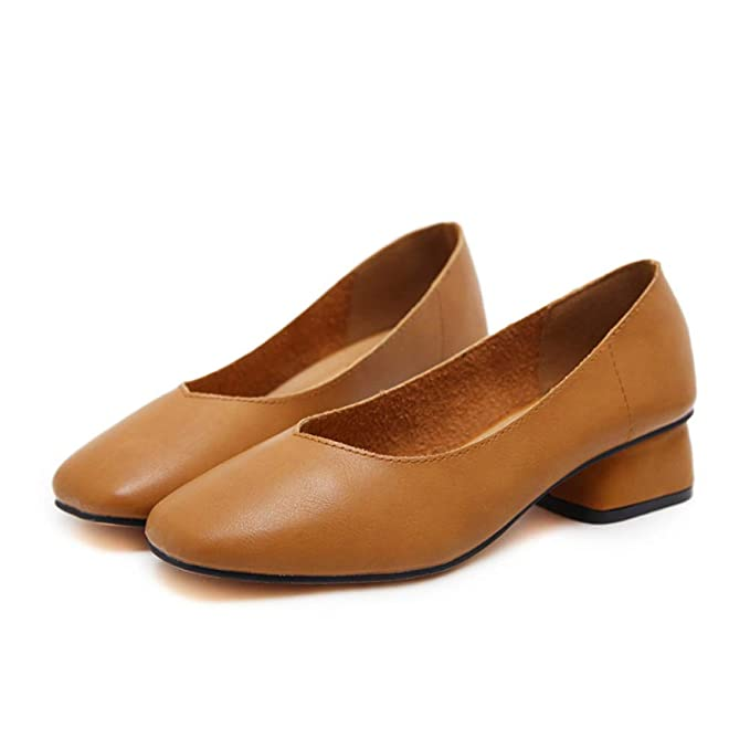 LITHAPP Zapatos De Trabajo Para Mujer Zapatos Planos Mocasines De Oficina Zapatos Casuales Bombas Zapatos Vestido De Dama De Honor Zapatos: Amazon.es: Ropa ...